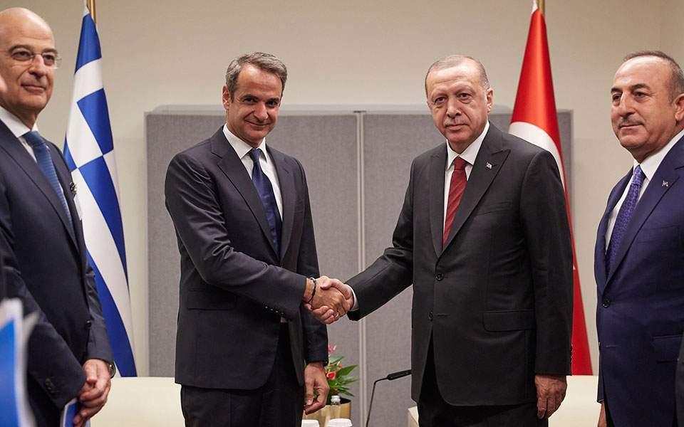 Πως αποτιμά η κυβέρνηση τη συνάντηση Μητσοτάκη - Ερντογάν | ΠΟΛΙΤΙΚΗ