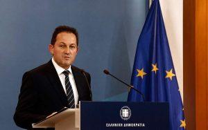 Στ. Πέτσας: Στον ΣΥΡΙΖΑ μπερδεύονται ξανά με τους λογαριασμούς | ΠΟΛΙΤΙΚΗ